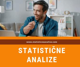 Statistične analize 8