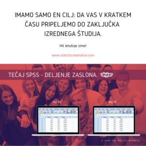 TEČAJ-SPSS